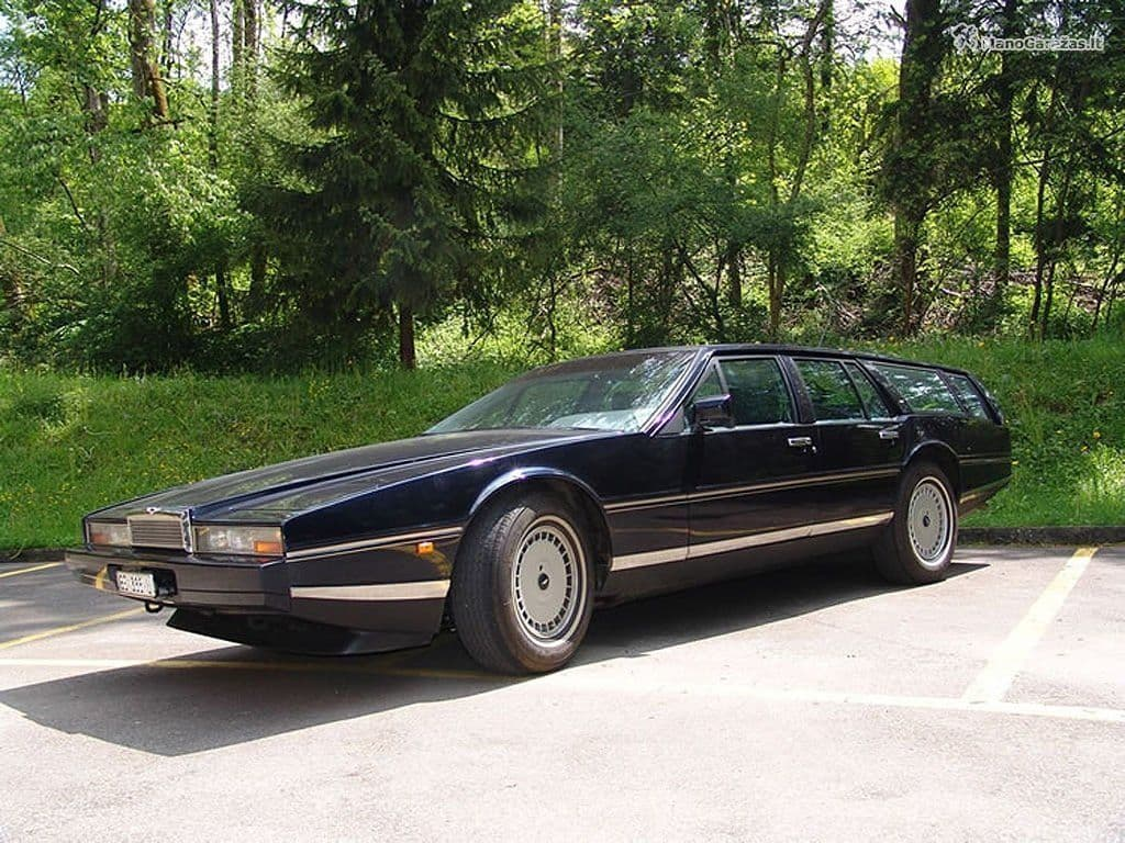 Aston Martin Lagonda Estate Wagon 5 Doors Modifications Carspecsguru Com
