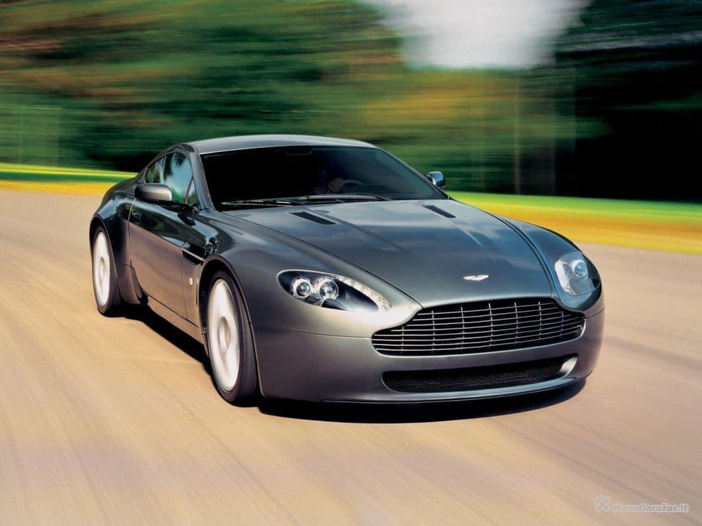 Aston Martin V8 Vantage Iii 4 3 Amt 385 Hp Specifications And Technical Data Carspecsguru Com
