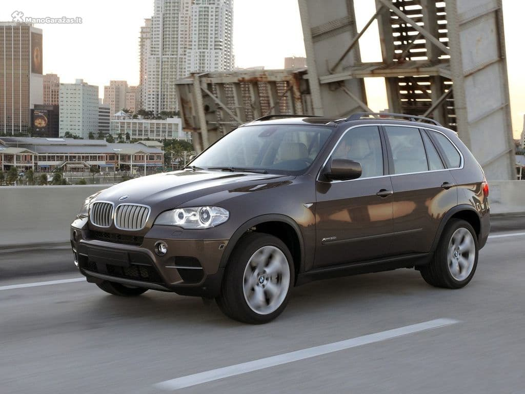 Bmw X5 Ii E70 Facelift 3 0 At 211 Hp Awd Specifications And Technical Data Carspecsguru Com